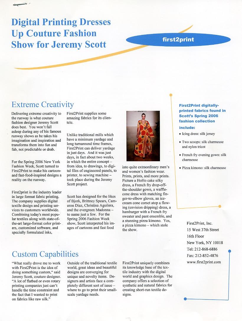 LACP 2006 Spotlight Awards Print, Video & Web Communications