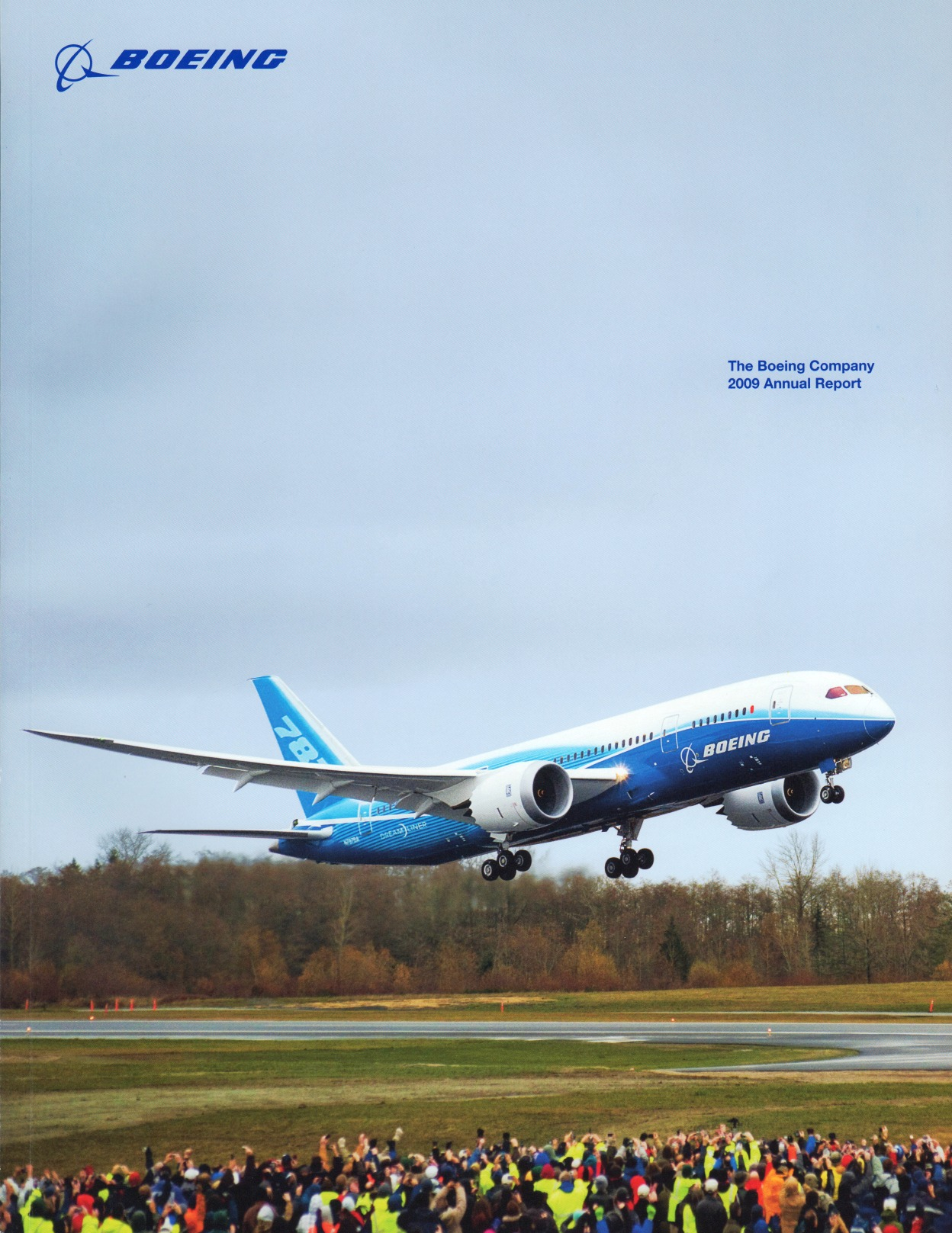 boeing company vision 2016