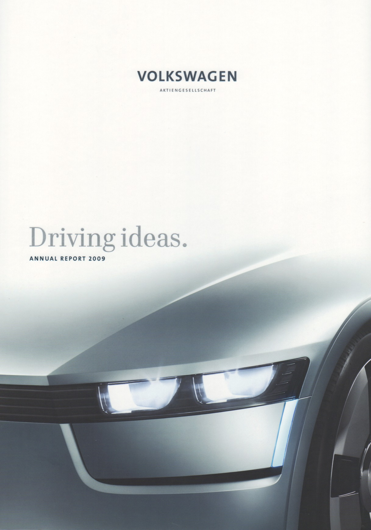 lacp  vision awards annual report competition volkswagen ag st kommunikation gmbh