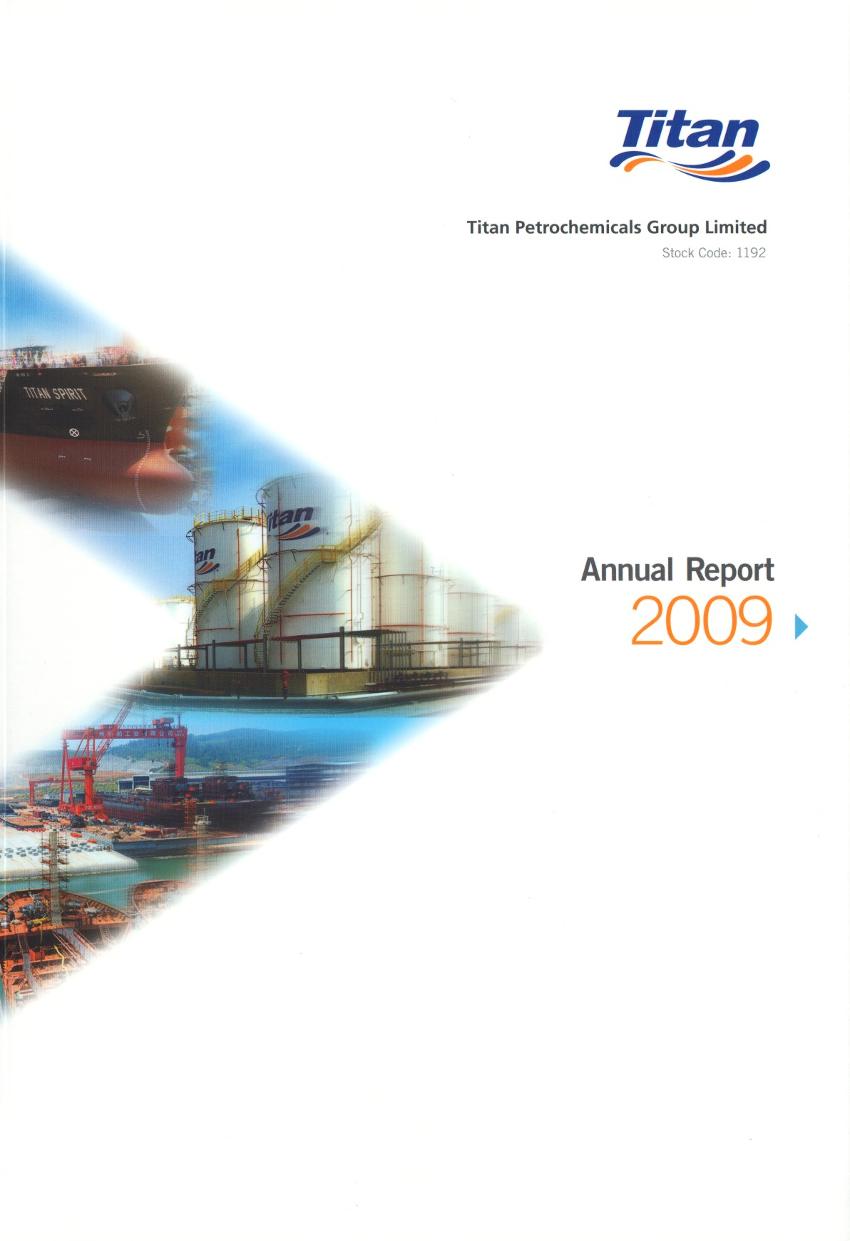 Lacp 2009 Vision Awards Annual Report Competition