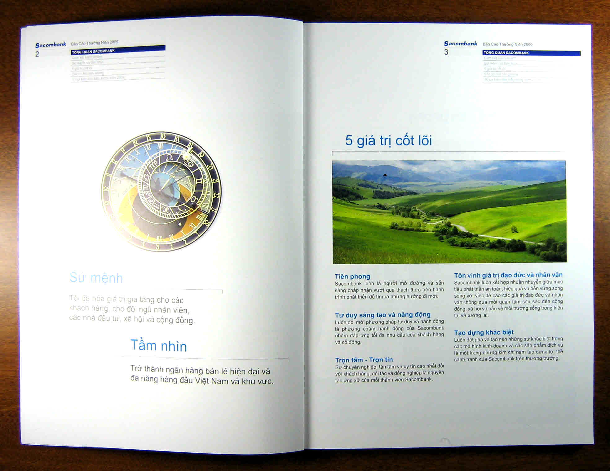 LACP 2009 Vision Awards Annual Report Competition Design ...