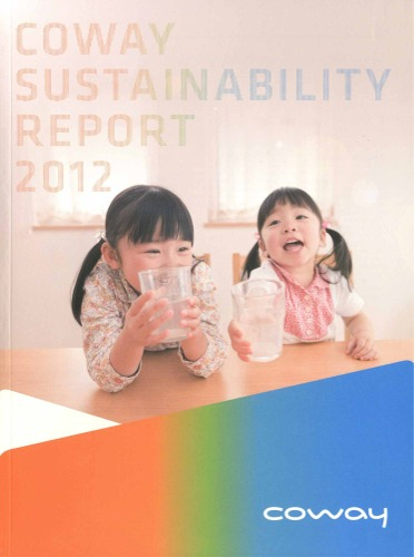 The Coway Sustainability Report 2012