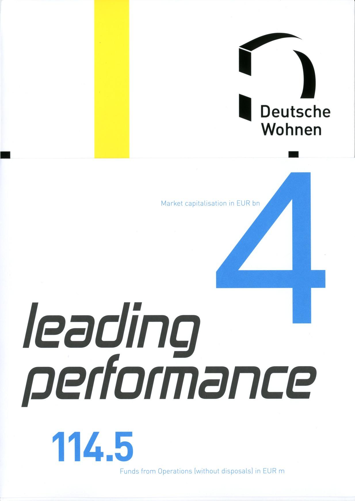 Deutsche Wohnen Com lacp 2013 vision awards annual report competition deutsche wohnen