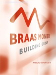 annual report awards, Global Communications Competition, annual report contest, Braas Monier Building Group S. A.