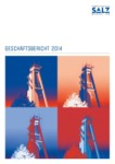 annual report awards, Global Communications Competition, annual report contest, S�dwestdeutsche Salzwerke AG
