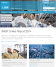 annual report awards, Global Communications Competition, annual report contest, BASF SE