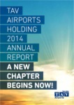 annual report awards, Global Communications Competition, annual report contest, TAV Airports