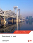 annual report awards, Global Communications Competition, annual report contest, Russian Railways