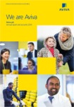 annual report awards, annual report competition, annual report contest, Aviva