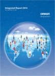 annual report awards, Global Communications Competition, annual report contest, OMRON Corporation