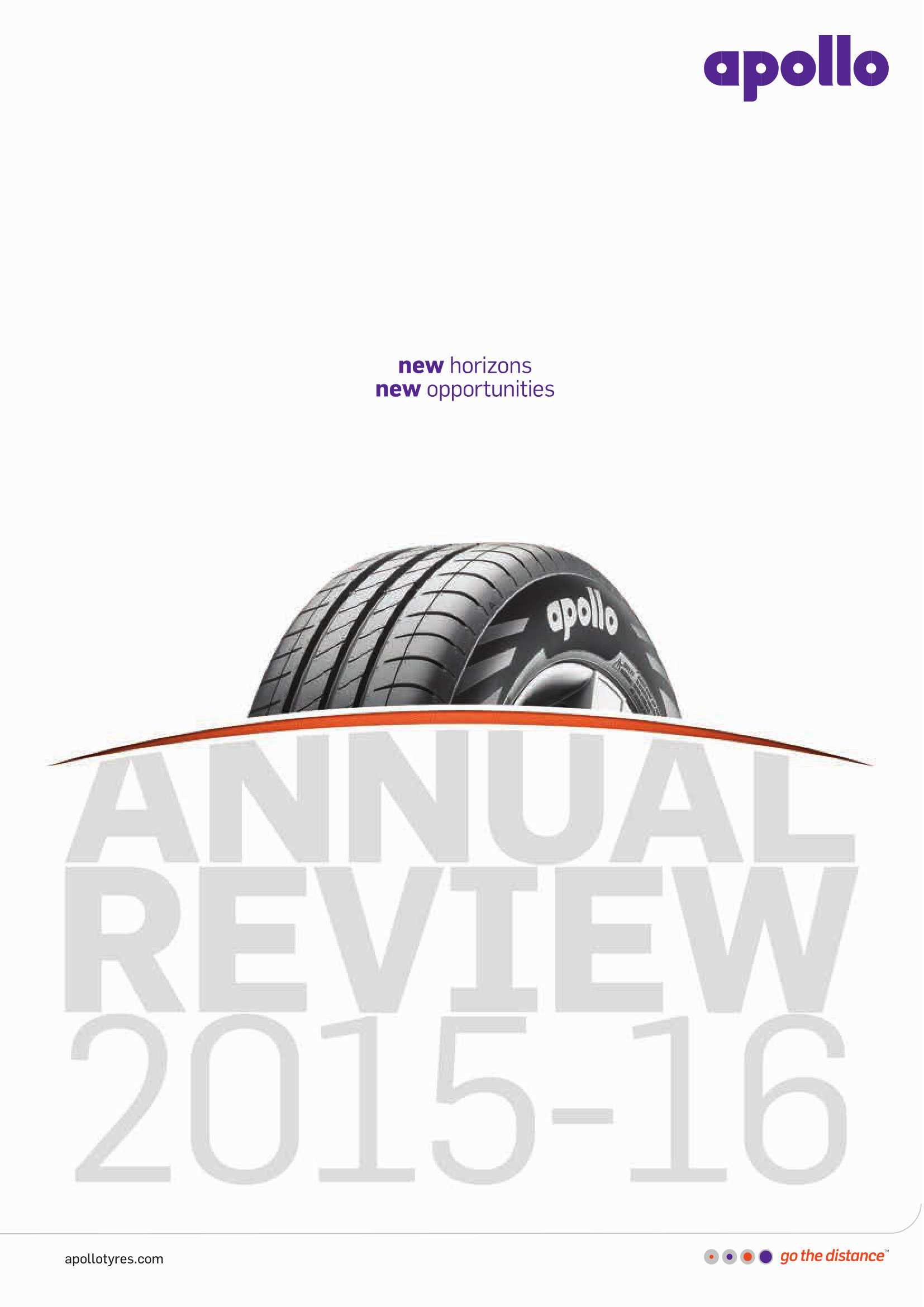 Official Apollo Tyres Corporate Website