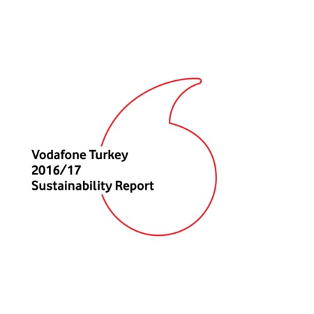 The Vodafone Turkey Sustainability Report