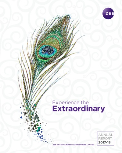 The 25th Annual Report: Zee Entertainment