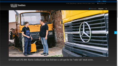 RoadStars powered by Mercedes–Benz Trucks