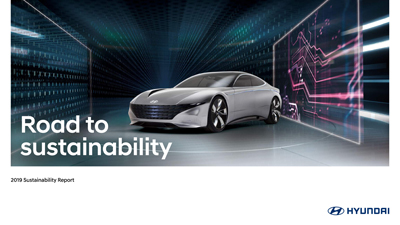 The Hyundai Motor Company 2019 Sustainability Report �