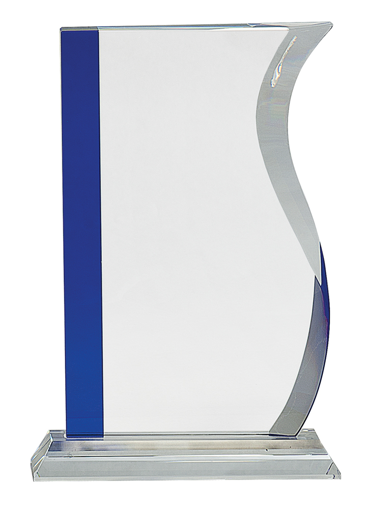 LACP Crystal Wave: Corporate-Grade Statuette