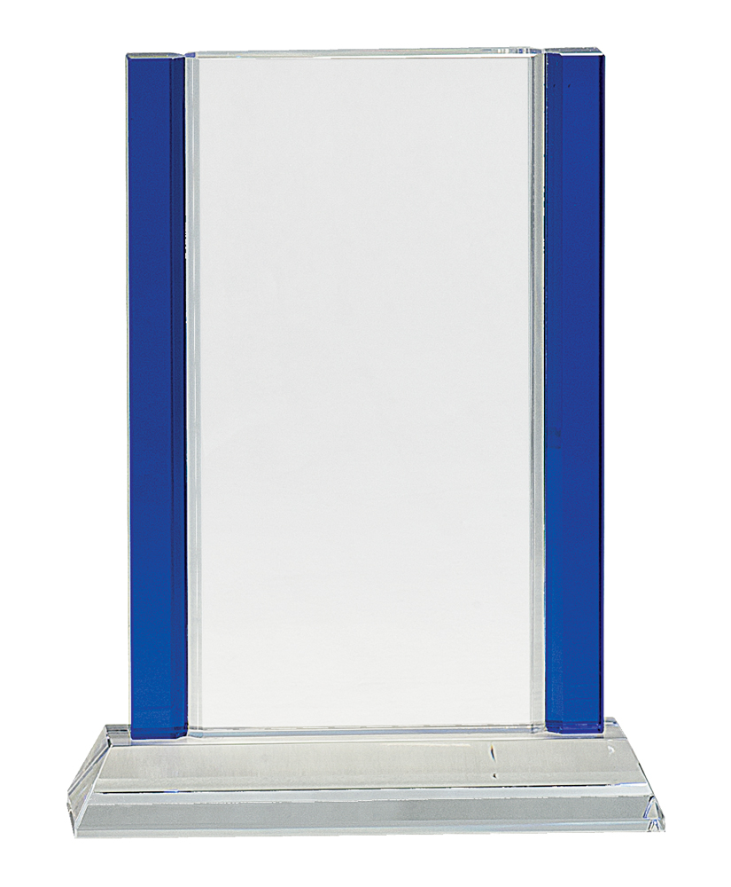 LACP Crystal Columns: Deluxe-Grade Statuette