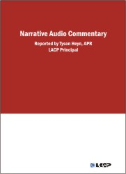 LACP Narrative Audio Commentary